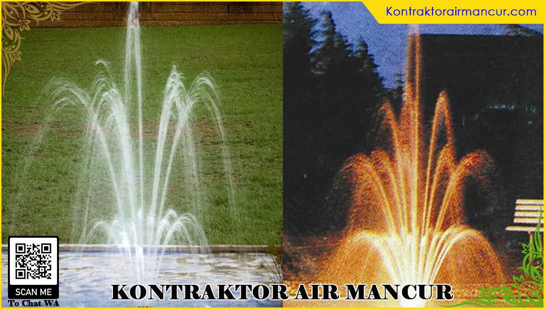 Contoh Hasil penggunaan nozzle Adjust Blossom